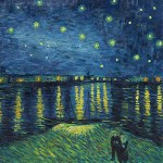 VanGogh-StarryNightOverRhone